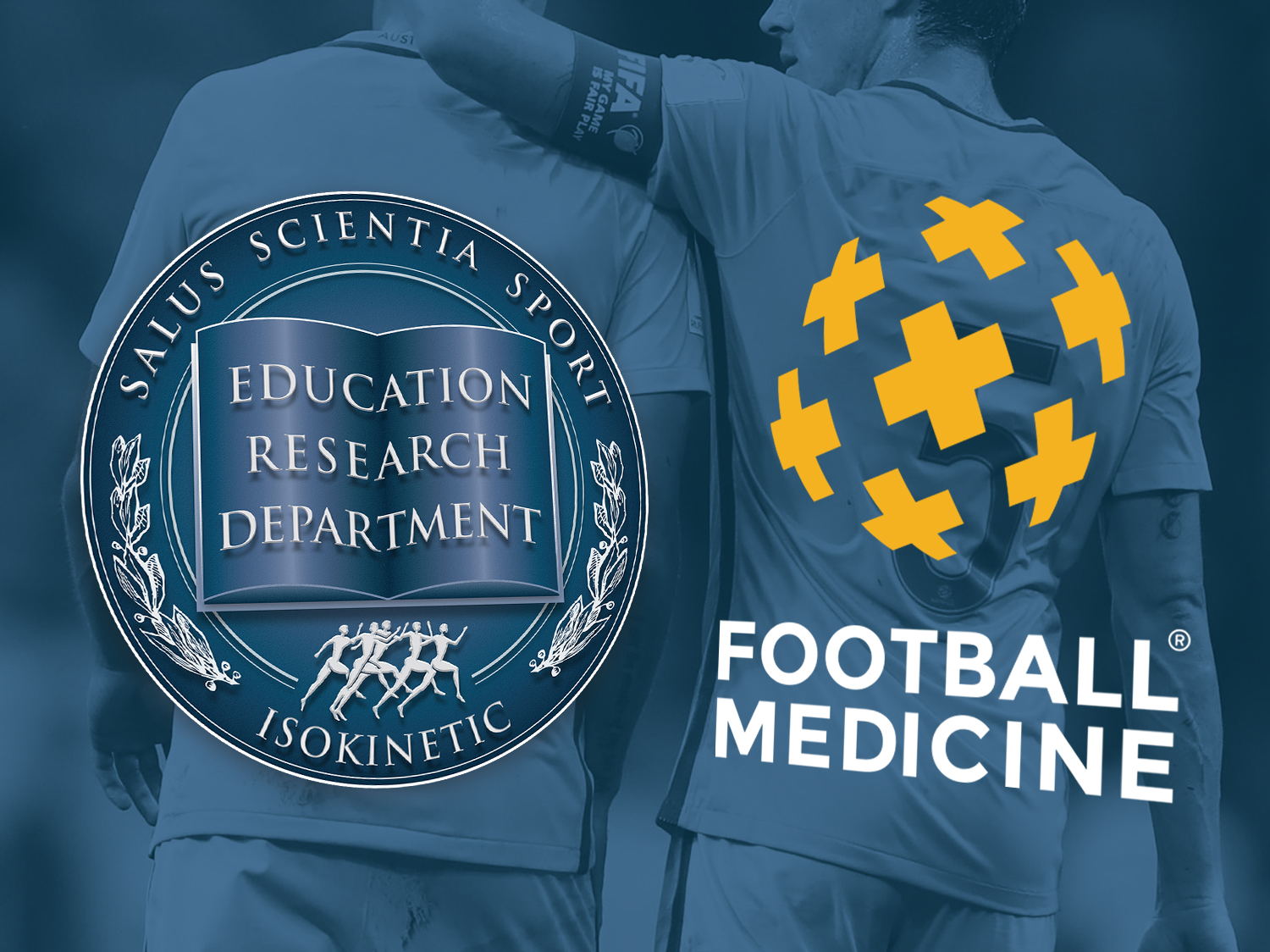 Together to improve and spread the knowledge of Sports Medicine in Football